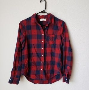 H&M Tops - Label of Graded Goods (H&M) Flannel